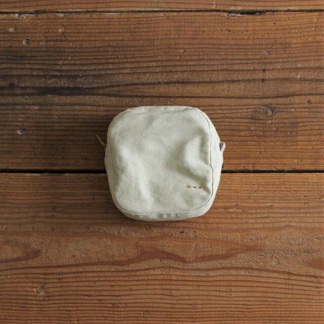 hanpu square poach :cream:の画像1枚目