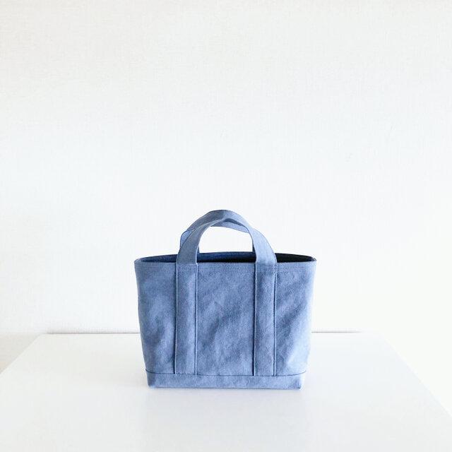 TOTE BAG (M) / bluegrayの画像1枚目