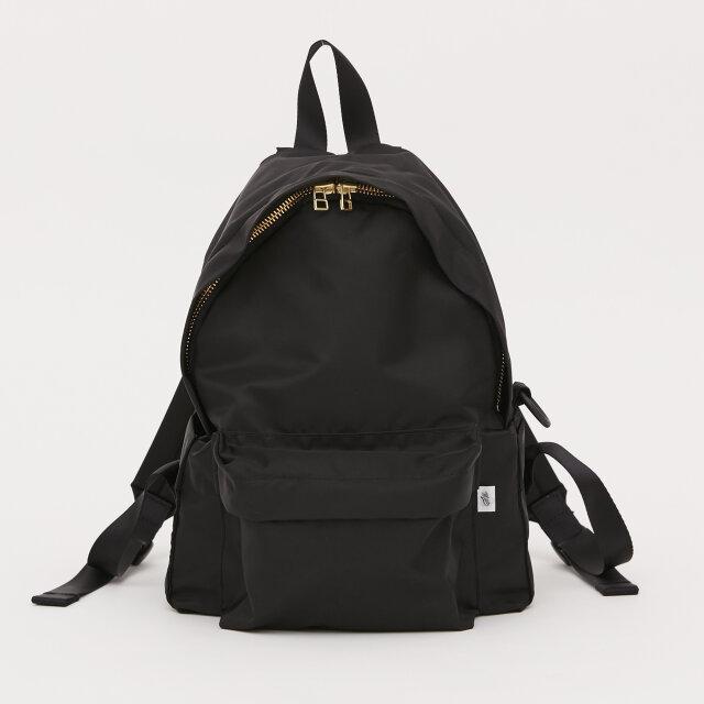 リモンタナイロン/デイパック「Twill/Day pack」 (Black)の画像1枚目