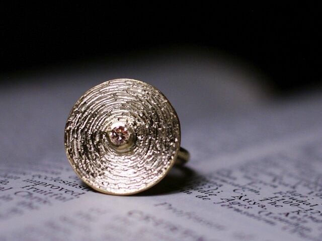 円盤ブラスリングの画像1枚目