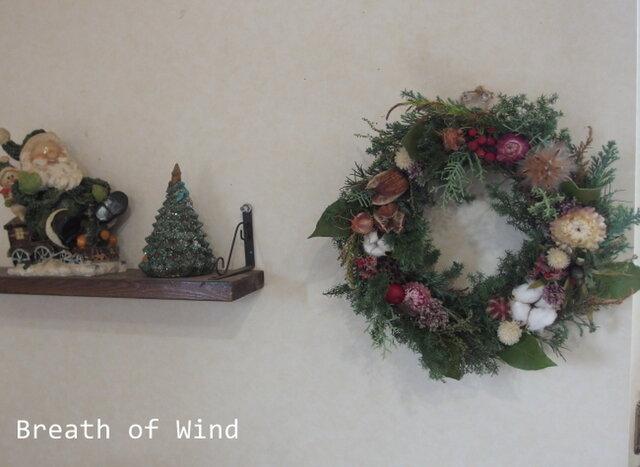 Happy Christmas Wreath 2の画像1枚目