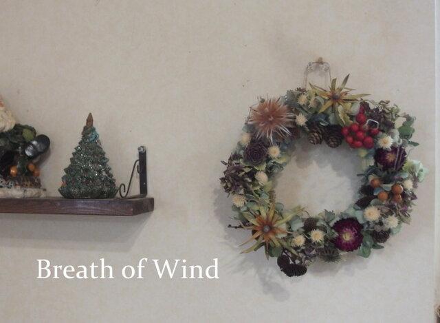 Happy Christmas Wreath 6の画像1枚目