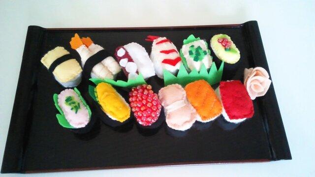 お寿司の画像1枚目