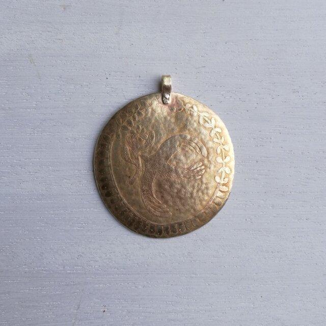 ネックレス「太陽」の画像1枚目
