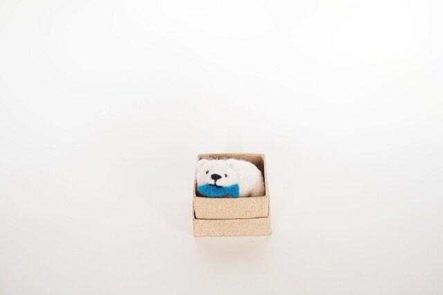 <約3㎝シリーズ>鮭シロクマの画像1枚目