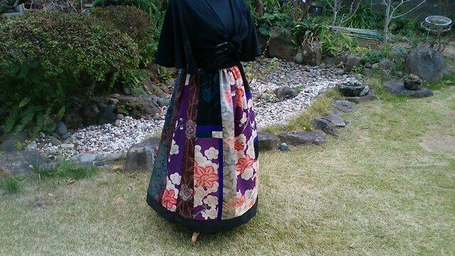 エレガントスカート *a* 再販  このスカートの依頼がありますので、再出品はお受け致しかねます。の画像1枚目