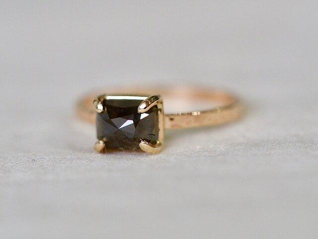 Night Lake Diamond Ringの画像1枚目