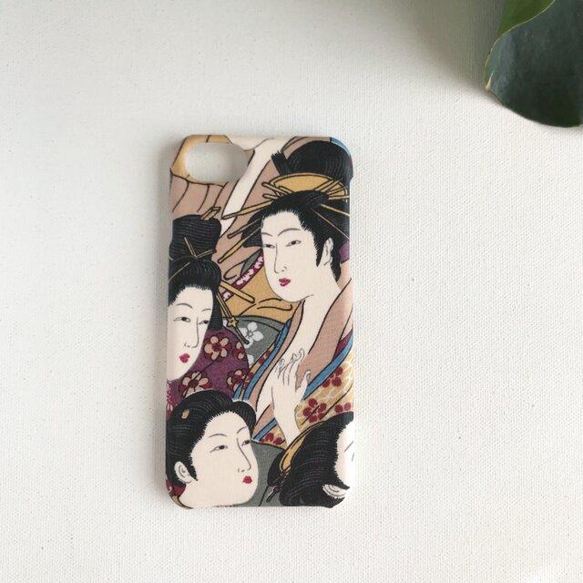 【KIMONO】粋な江戸美人たちの画像1枚目