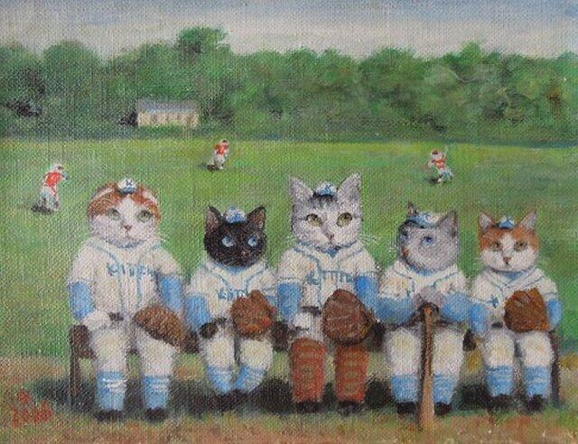 ベースボールチーム・Kittysの画像1枚目
