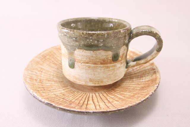 コーヒーカップ&ソーサー《01》の画像1枚目