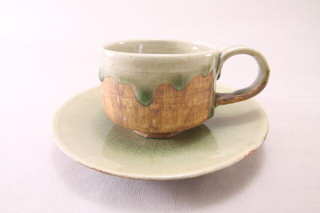 コーヒーカップ&ソーサー《03》の画像1枚目