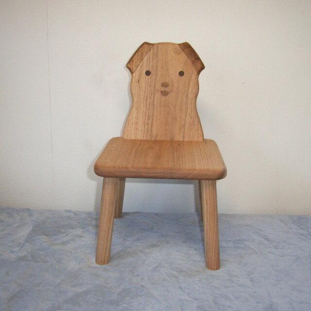 イヌ椅子の画像1枚目