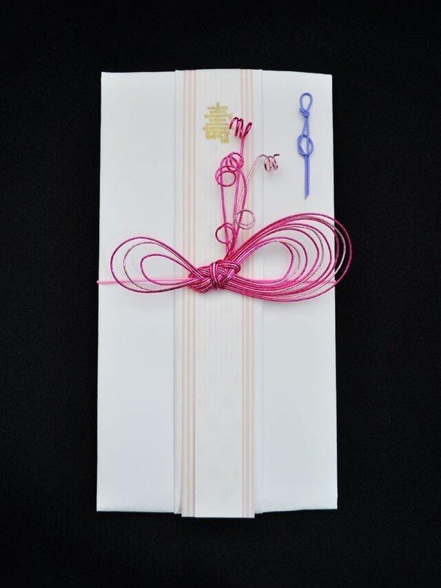ご祝儀袋 - ribbon - 2の画像1枚目