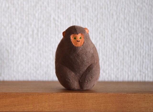 置物 サルの画像1枚目