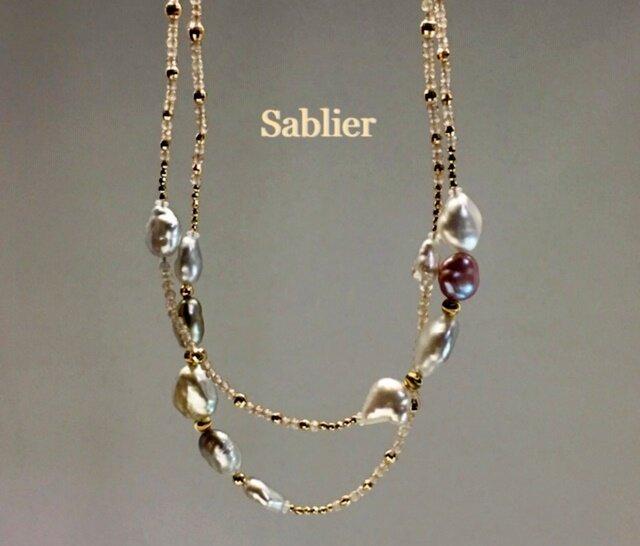 Sablier(サブリエ)の画像1枚目