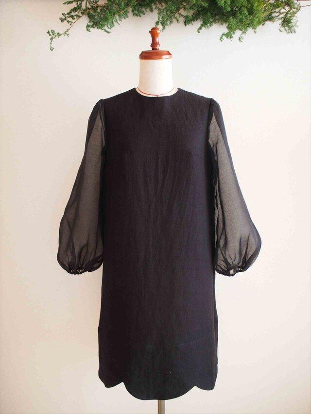 ripple -black dress-の画像1枚目
