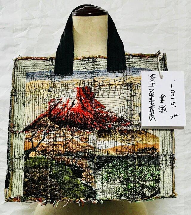 SADAHARU HIGA HAUTE COUTURE・袋物・ 2018秋の装いの画像1枚目