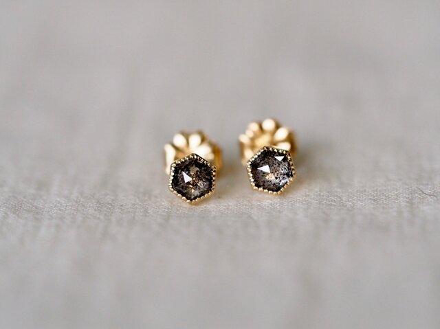 H a r m o n y  - Earrings #962の画像1枚目
