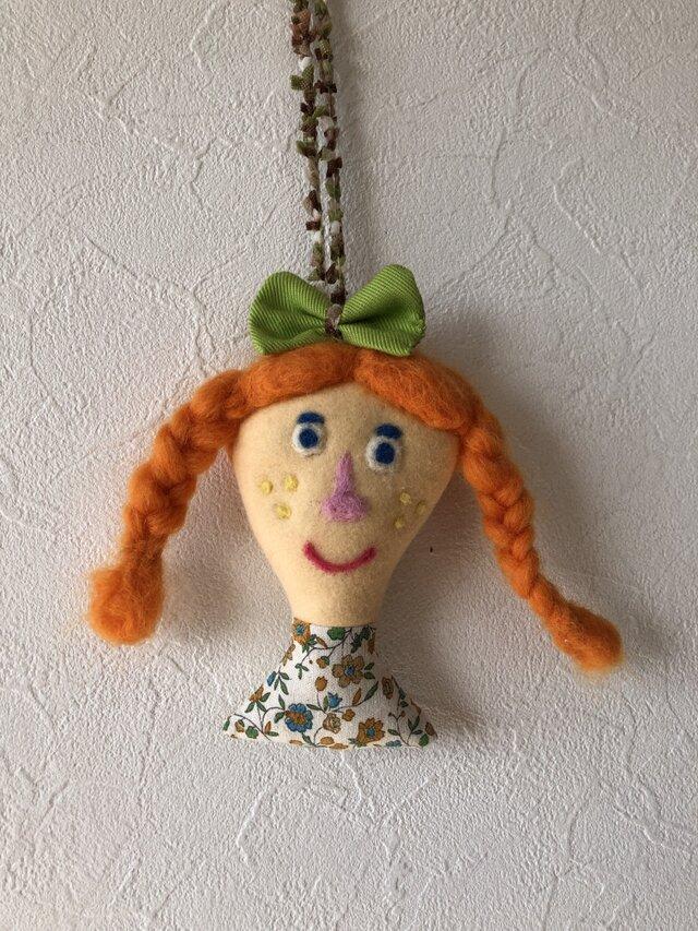 女の子の人形 Bの画像1枚目