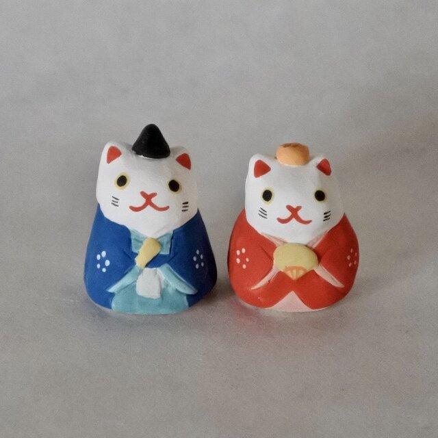 ミニ猫雛の画像1枚目