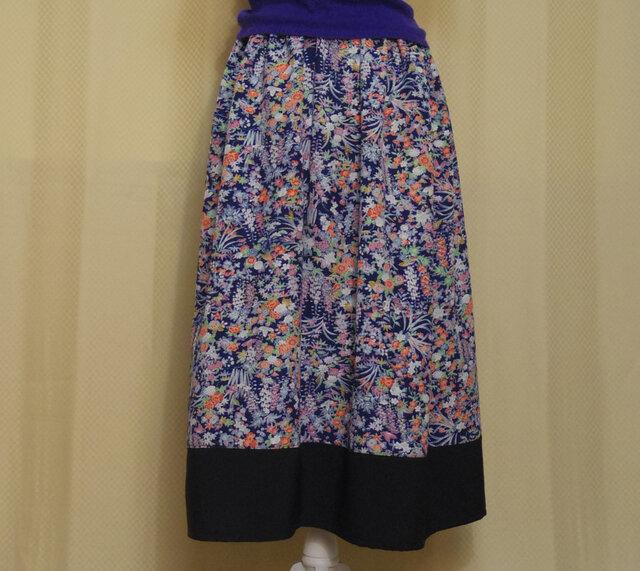 ギャザースカート 7002の画像1枚目