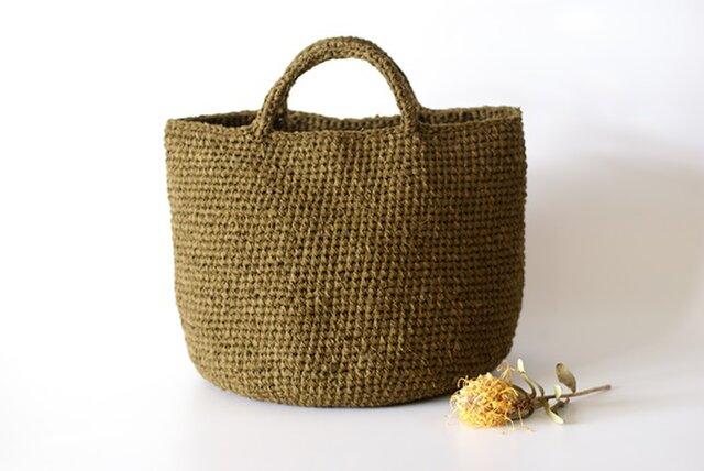 裂き編みバッグ(3Lサイズ)の画像1枚目