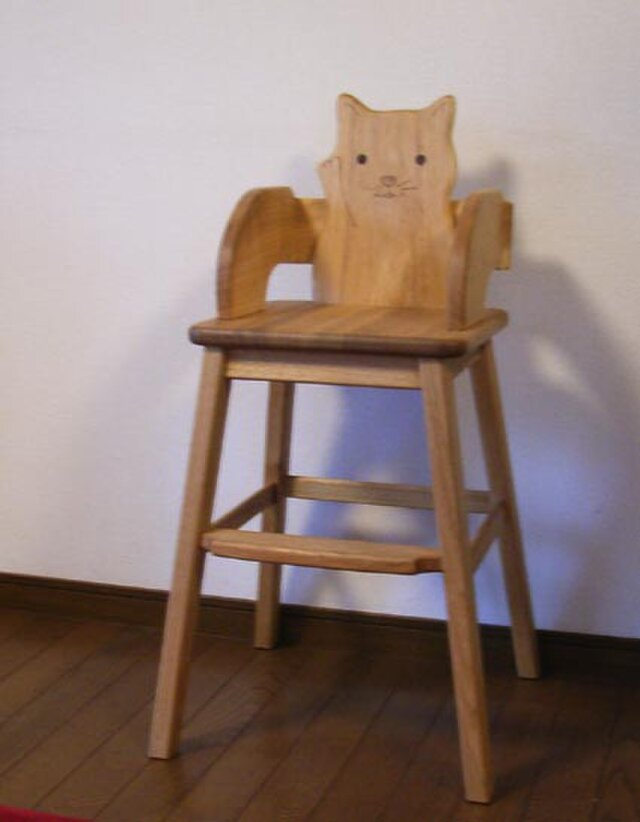 幼児用食卓椅子の画像1枚目