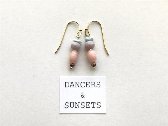 Tiny Dancers ピアス DREAMY MERMAIDの画像1枚目