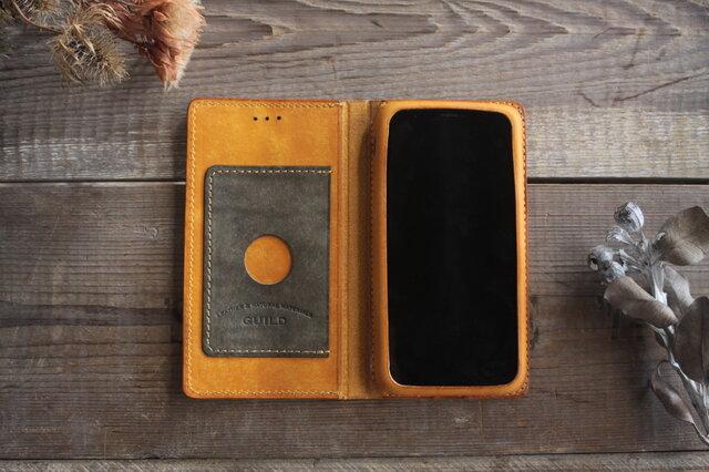 《受注製作》iphone XR  book type jaketの画像1枚目
