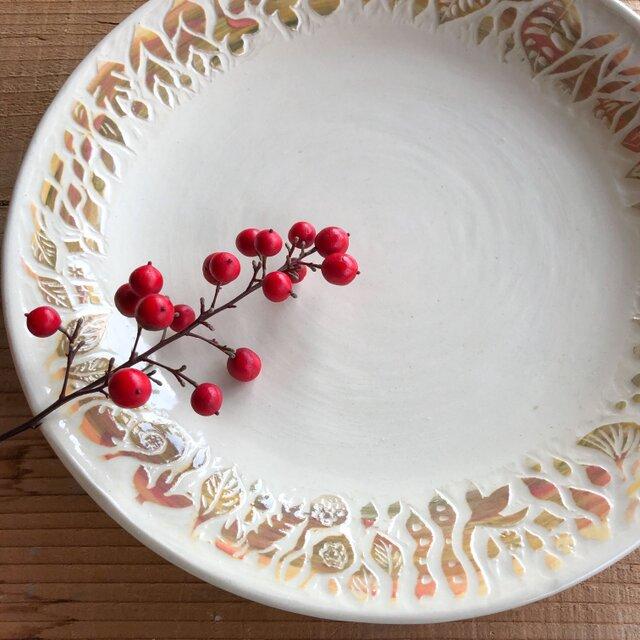 kakiotoshi plate - Rainforestの画像1枚目