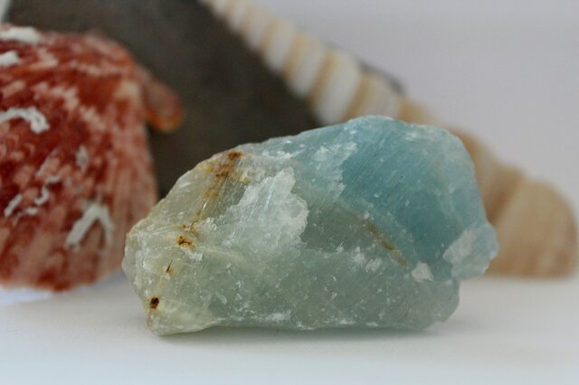 レムリアンアクアンティンカルサイト 原石 <CS-127>の画像1枚目