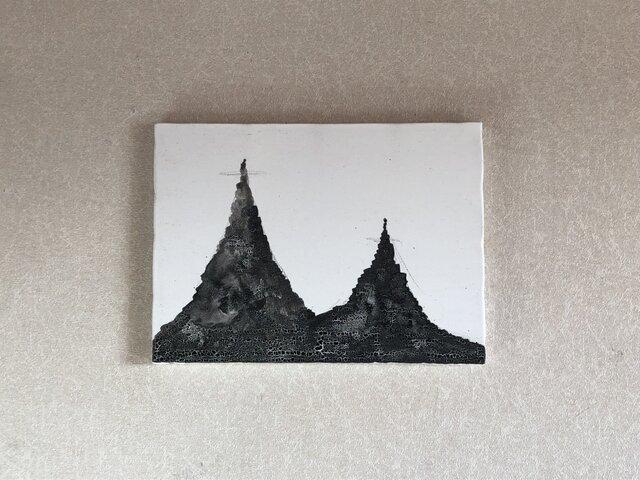 Work 25.01'19 ー Black triangles ーの画像1枚目