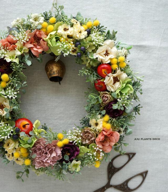 Hobbit Garden Wreath  25cmの画像1枚目