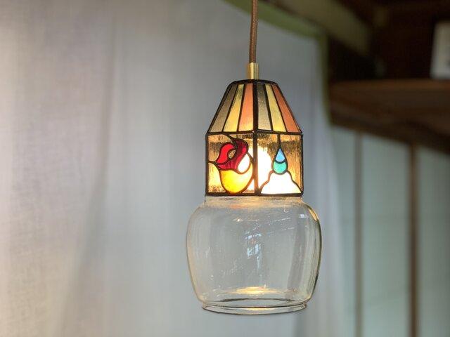 ペンダントライト ホヤのランプ めぐみの画像1枚目