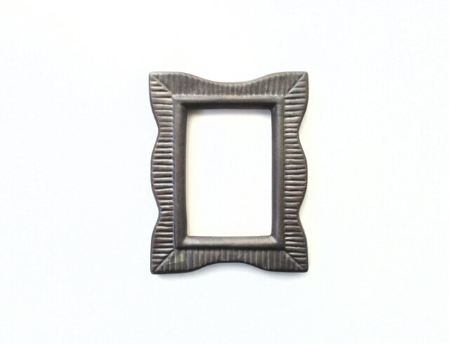 黒箔ミニフレームの画像1枚目