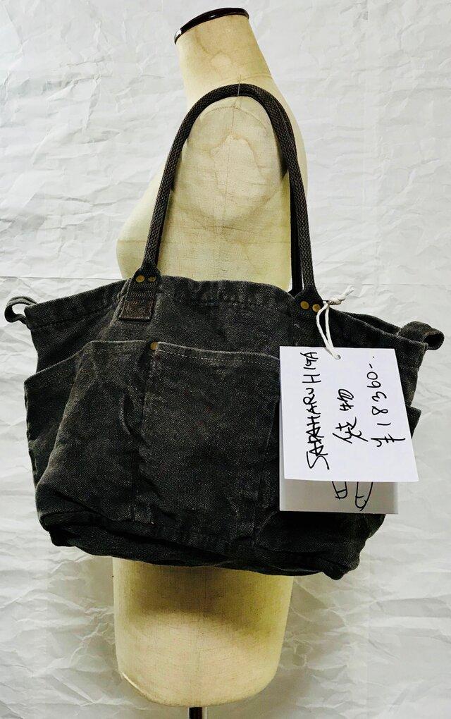 SADAHARU HIGA HAUTE COUTURE・袋物の画像1枚目