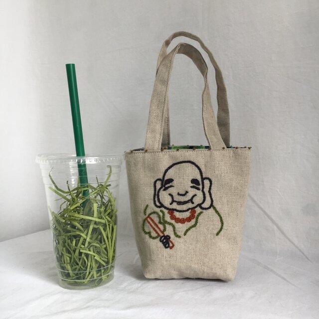 カフェバッグ 七福神 布袋の画像1枚目