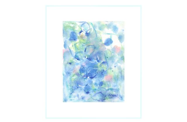 『紫陽花glass』の画像1枚目