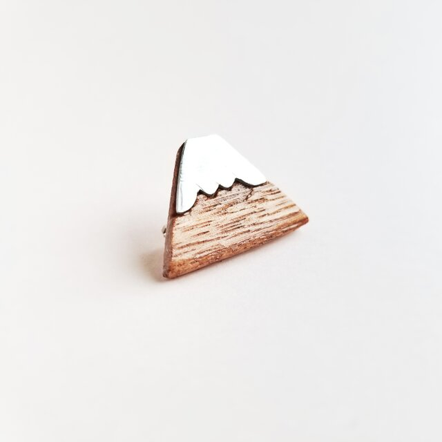brooch*富士山の画像1枚目