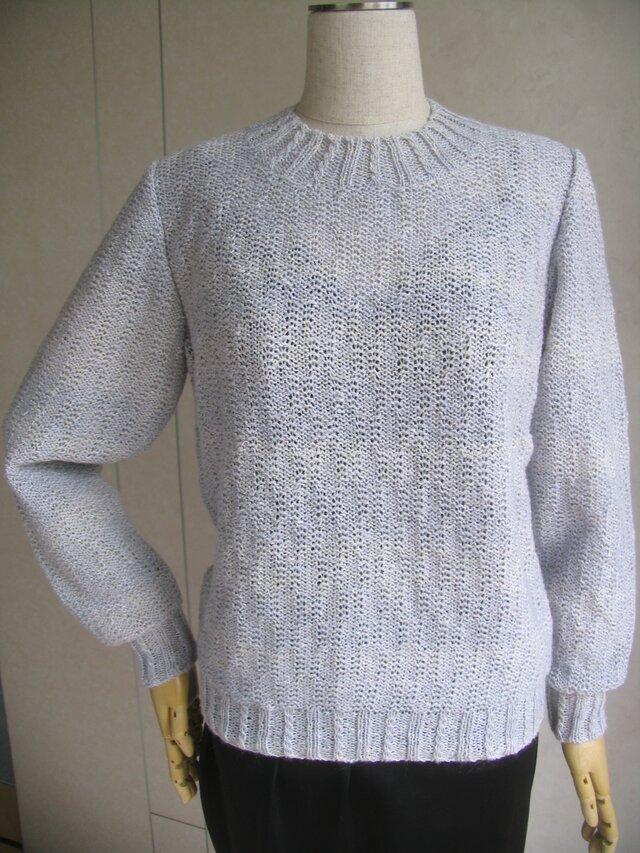 ふんわりセーターの画像1枚目