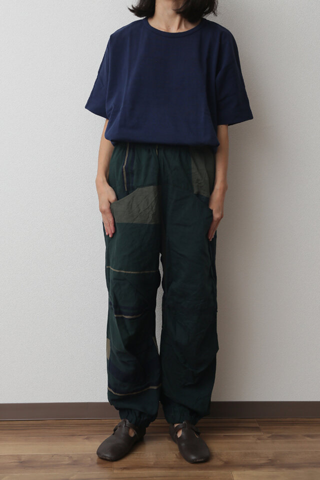 nica pants HOSO cottonの画像1枚目