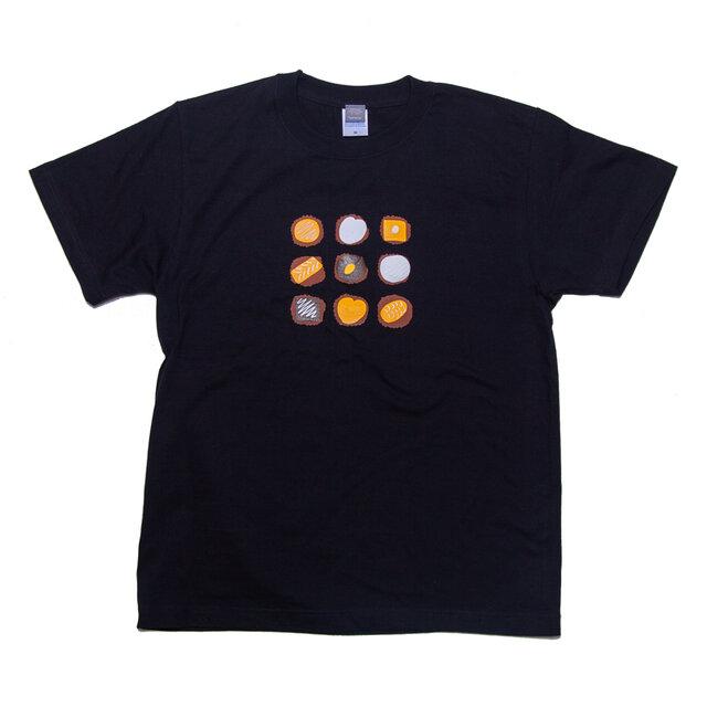 チョコレート おもしろデザインTシャツ ユニセックスS〜XLサイズ、レディースS〜Lサイズ Tcollectorの画像1枚目