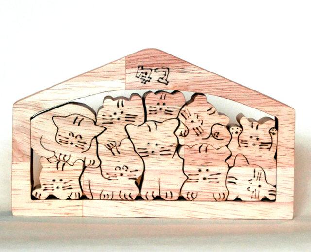 猫小屋タマ2の画像1枚目