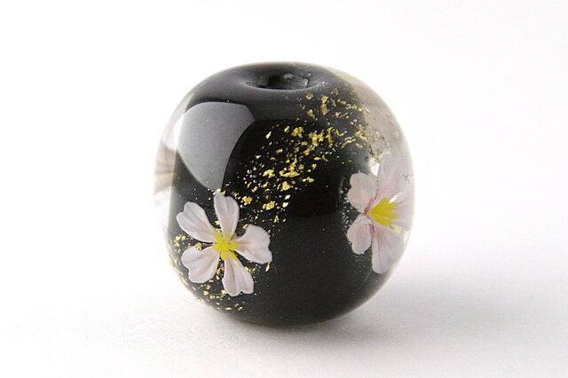 桜(黒)の画像1枚目
