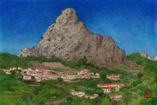 グラサレマの岩山の画像1枚目