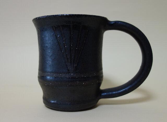 大きな手のひとのマグカップの画像1枚目