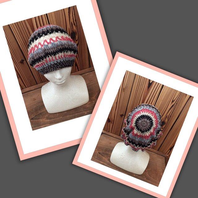 気まぐれニット帽(冬以外)④の画像1枚目