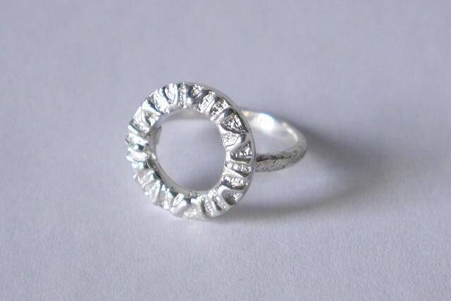 Native circle ring(sv)の画像1枚目