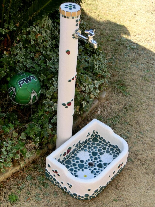 ガーデンシンク&水栓柱セット『B』の画像1枚目