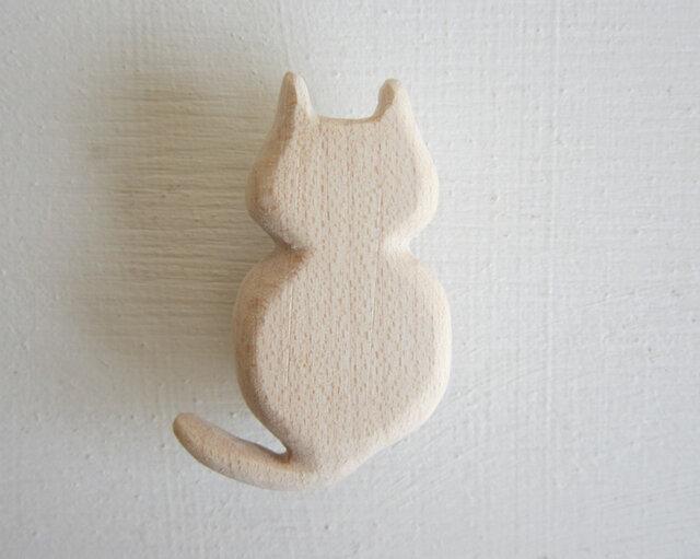 ブローチ stray catの画像1枚目